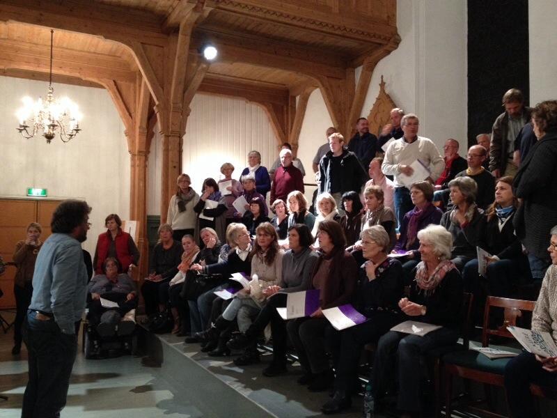 Kristiansand domkor søker nye sangere