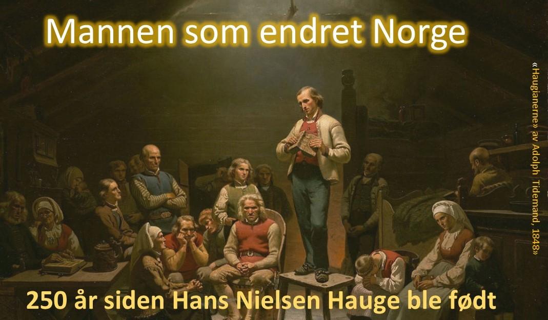 Hans Nielsen Hauge-kveld